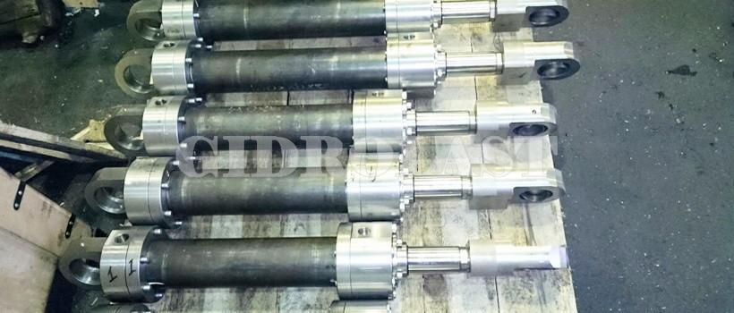 Гидроцилиндры для металлургического производства